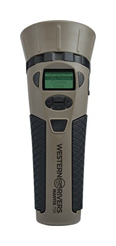 (Western Rivers Calls Mantis 75R Compact Handheld Electronic Game Call)