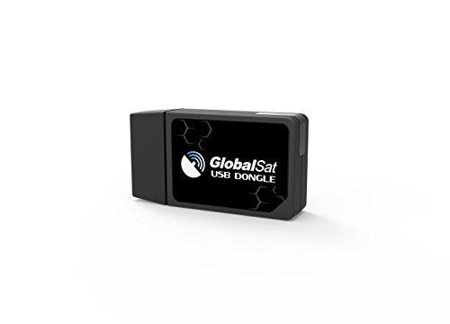 GlobalSat ND-105C Micro USB GPS Receiver