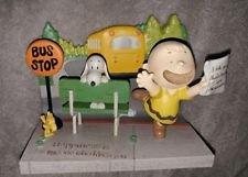 Hallmark Peanuts - Hallmark Peanuts Limited Edition Bus Stop