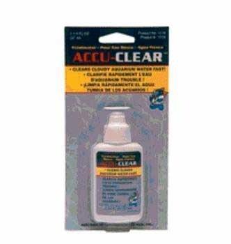- Accu-clear,1.25oz
