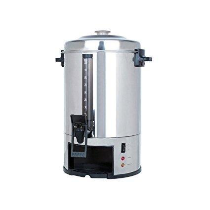 100 cup percolator coffee pot - 8