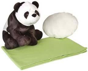 Amazon Com Panda Bear Pillow Buddy Plush Stuffed Animal Baby