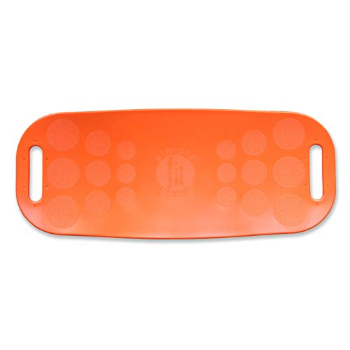 Simply Fit 30044 The Abs Legs Core Workout Balance Board (Orange)