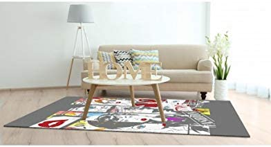 Keymura GmbH Tapis de Style Rustique Shabby Chic pour ...