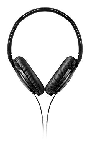 PHILIPS SHL 4400BK/00 Wired Headphone  Black