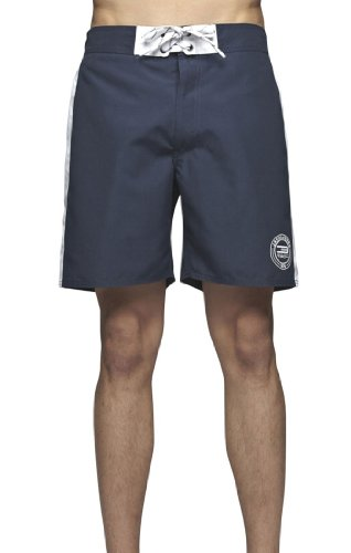 Jack & Jones Premium Tech Attitude - Swimshorts in verschiedenen Ausführungen, Größen:L;Farben:Dress Blue