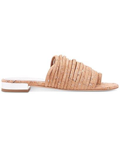 sko Donald J Pliner Kvinners Frea Strappy Sandal, Størrelse 5 M - Metallisk  ...