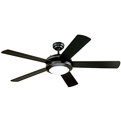 Westinghouse Lighting Comet LED Ceiling Fan with Light