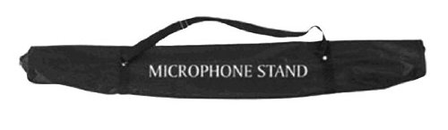 Pyle-Pro PSBGMSC Heavy Duty Vinyl Microphone Stand Bag