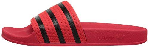 Real Originals Adidas Coral 280647 Core Black S Mixte Adulte S Adilette Sandales Oaaxd6Y