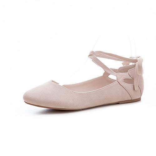 Solid Comfort Womens Shoes BalaMasa Urethane Pumps APL10979 Nude Nubuck gRPWwOawq