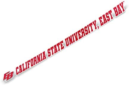 Sheet Type 3-1 California Cal State University East Bay CSUEB Pioneers NCAA Sticker Vinyl Decal Laptop Water Bottle Car Scrapbook