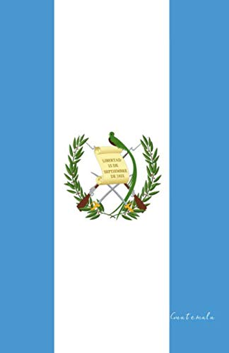 (Guatemala: Flag Notebook, Travel Journal to write in, College Ruled Journey Diary)