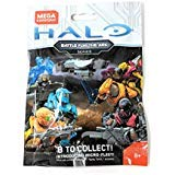 Mega Construx Halo Micro Action Figures Battle for The Ark Series CNC84 Blind - Series Ark