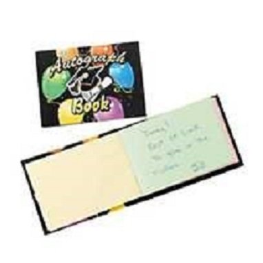 J & L Supply 3 Graduation Autograph Books~Graduation Party and School Supplies~Graduation Keepsake]()