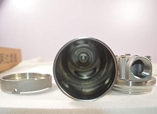 """Intbuying 304 Stainless Filter Housing for Water Filtration System 3//4/""""NPT 20/""""L"""