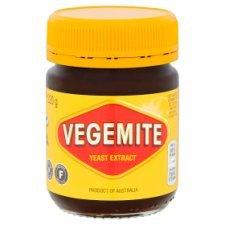 PACK OF 4 - Kraft Vegemite Yeast Extract 220G