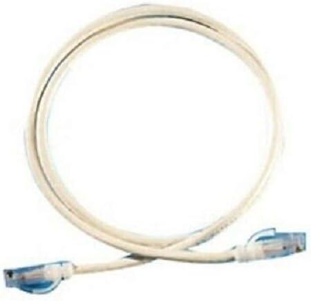 Pack of 10 4 Ortronics MC604-09 RJ45-RJ45 White Cat-6 UTP Modular Patch Cord