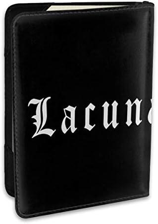 ラクーナ・コイル Lacuna Coil パスポートケース メンズ 男女兼用 パスポートカバー パスポート用カバー パスポートバッグ ポーチ 6.5インチ高級PUレザー 三つのカードケース 家族 国内海外旅行用品 多機能