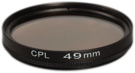 Ares Foto Universal de 49 mm Filtro polarizador cpl – Filtro ...