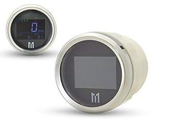 GPS Digital Velocímetro para Moto Quad Trike Coche 4X4 Camioneta - mph / Kph: Amazon.es: Coche y moto