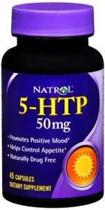 Natrol - 5-HTP, 50mg, 45 capsules