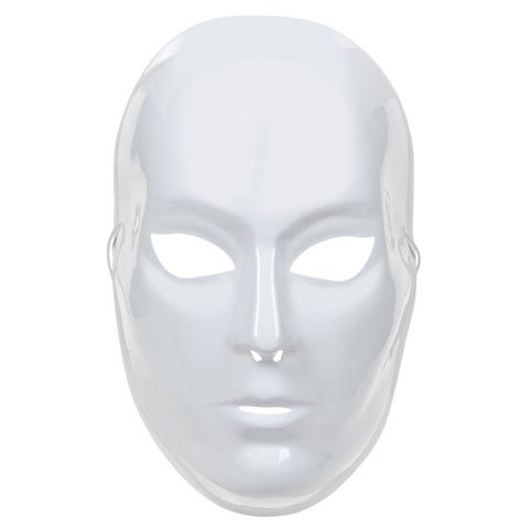 Face Form For Mask Making - 8