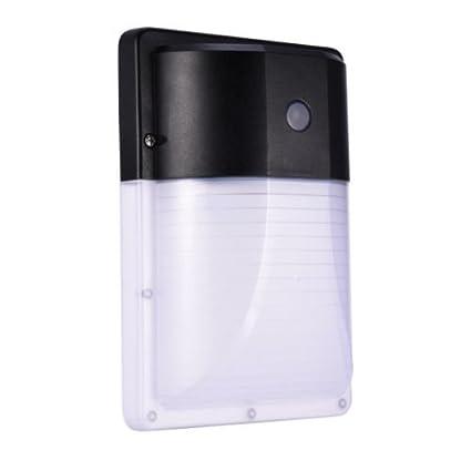 Shining star LED Lámpara de Pared, Inalámbricos Aluminio Focos con Sensor de Movimiento,IP65 6000K,26w, Detector de Luz Nocturna para Pasillo, Sala de Estar ...