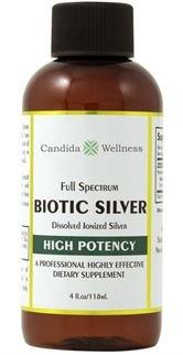 Biotic Silver Antifungal Antibiotic Solution (4 oz)