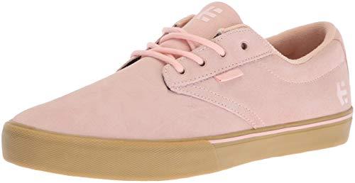 Etnies Men's Jameson Vulc Skate Shoe Pink 9 Medium US