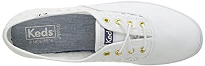 Keds Women's Champion Embroidered Triangle Sneaker