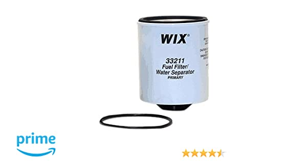 Wix 33195 Spin-On Fuel Filter Pack of 1