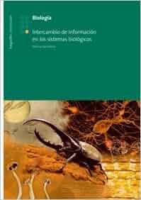 Biología 8 Intercambio De Información En Los Sistemas Biológicos ...