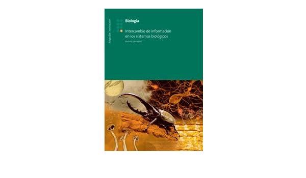 Biología 8 Intercambio De Información En Los Sistemas ...