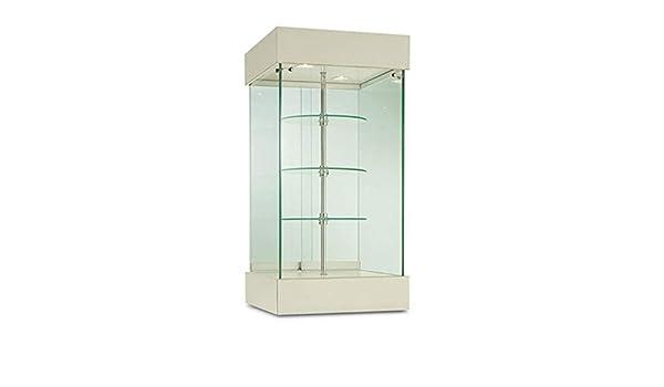 Vitrina G-Q Mostrador, coleccionismo, gabinetes, Vitrina giratoria ...
