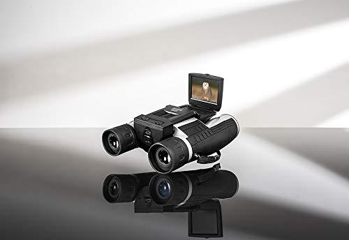 Sharper Image 12X Zoom Digital Camera Binoculars (Camera Digital Zoom)