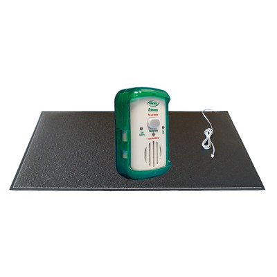 FallGuard Economy Monitor with Floor Mat Color: Black