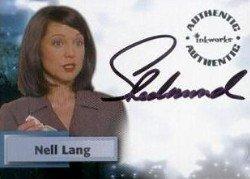 Smallville Season 2 A9 Sarah-Jane Redmond Autograph Card