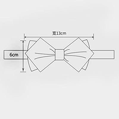 Clothing accessories Corbata de Lazo para Hombres, Fibra de ...