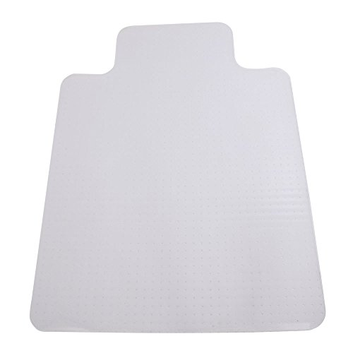 (Seatour PVC Home-use Protective Mat for Floor Chair Transparent)