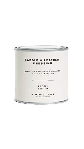 R.M. Williams Men's Saddle Dressing, Natural, One Size