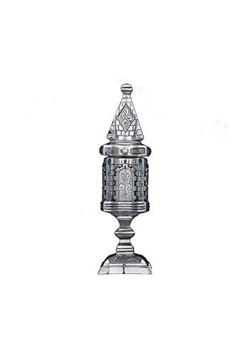 Hazorfim Jerusalem Bessomim Sterling silver Israel handmade .925 925 wedding gift present Holy Land Jerusalem Hatzorfim Hazorfim Shabbat Havdallah candle Shabbos by Hazorfim