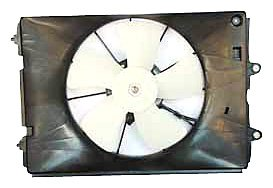 TYC 601060 Honda Ridgeline Replacement Radiator Cooling Fan Assembly