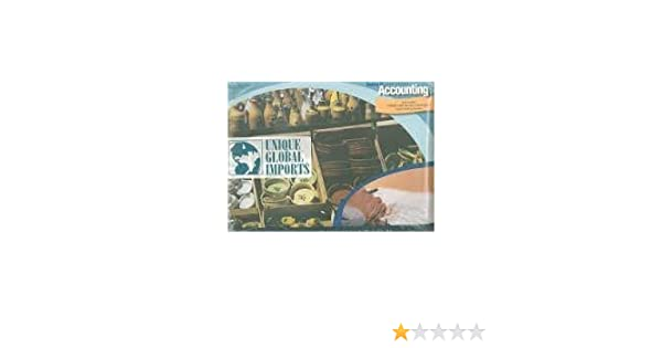 Century 21 accounting unique global imports automated simulation century 21 accounting unique global imports automated simulation south western cengage learning 9780538447409 amazon books fandeluxe Image collections