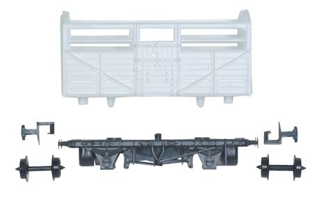 Peco KNR-45 Kit Cattle Wagon (Cattle Wagon)