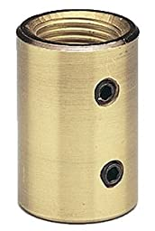 Craftmade COUPLER-SPZ, Craftmade Downrod Coupler, Spanish Bronze