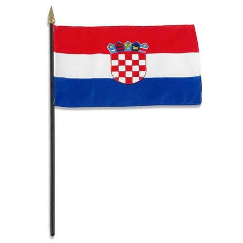 - US Flag Store Croatia Flag 4 x 6 inch