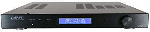 Price comparison product image Carver Stereo Integrated Amplifier (Carver M300)