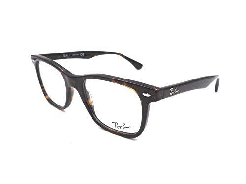 RAY-BAN RX5248 - 2012 Eyeglasses Dark Havana w/ Clear Demo Lens ()