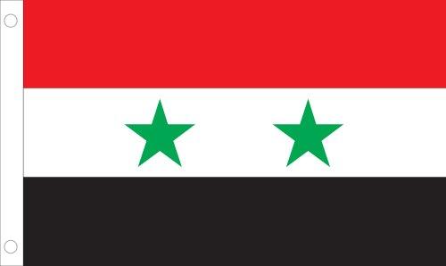 Allied Flag Outdoor Nylon Syria Country Flag 3 Feet By 5 Feet Buy